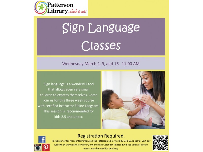 Sign Language coures