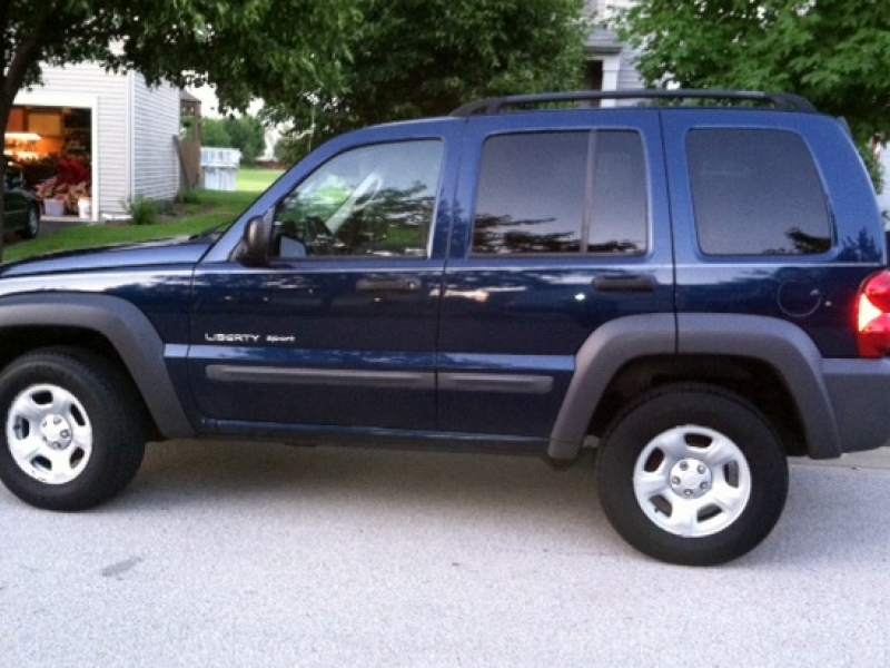 2002 jeep liberty sport for sale by owner patch. Black Bedroom Furniture Sets. Home Design Ideas