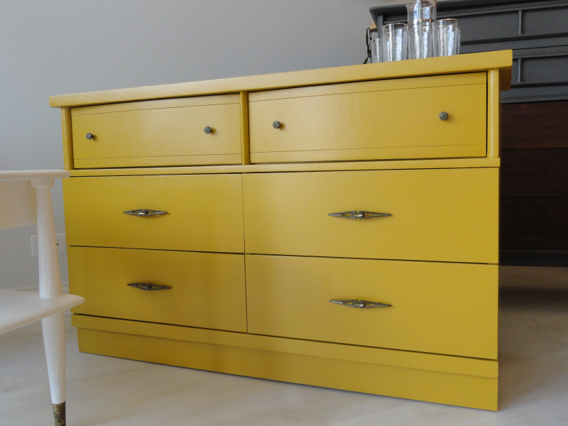 Local Refurbished Furniture Shop Expands from Etsy into