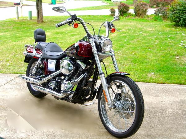 For Sale 2002 Harley Davidson Wide Glide Fxdwg Johns