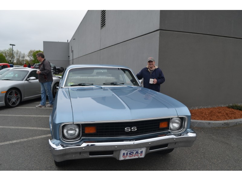 Malden Resident Attends Herb Chambers' 'Cars & Coffee ...