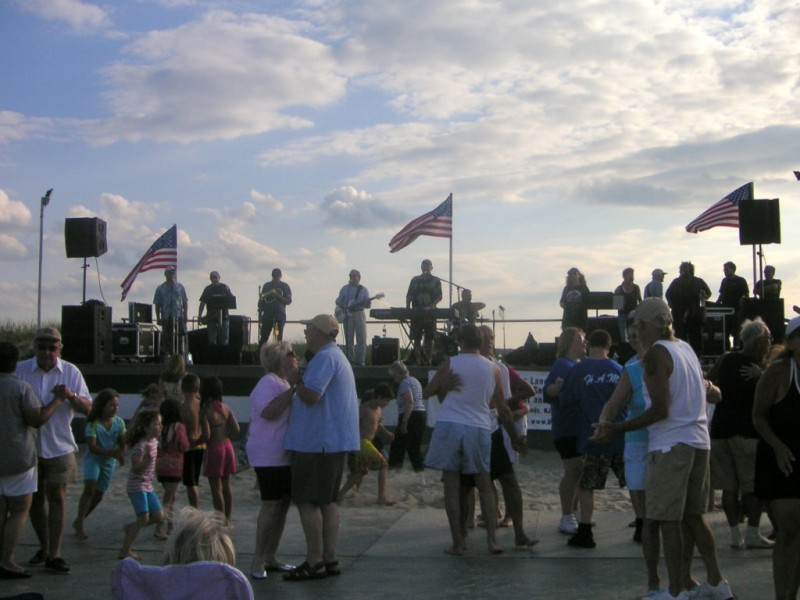 Kick Off The Weekend Early At Sandy Hook Beach Concerts