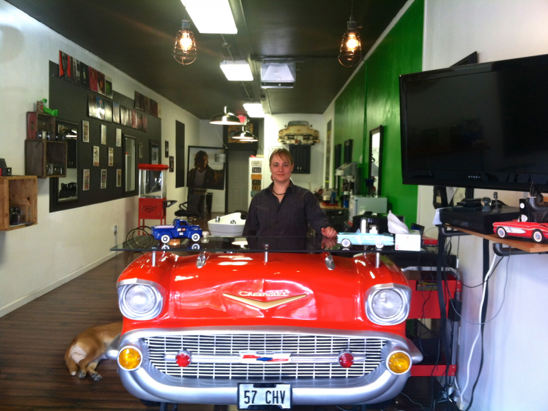 The Garage Not Your Father S Barbershop New Milford Nj