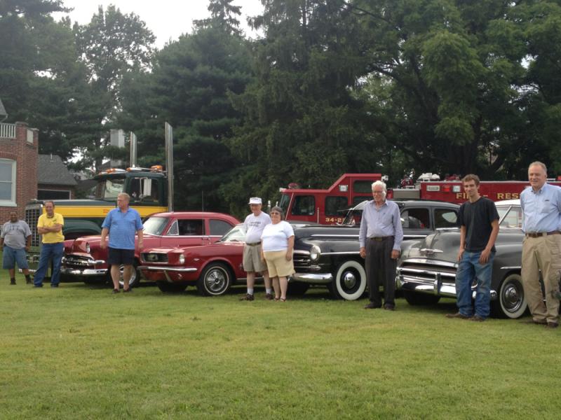 Collegeville Car Show