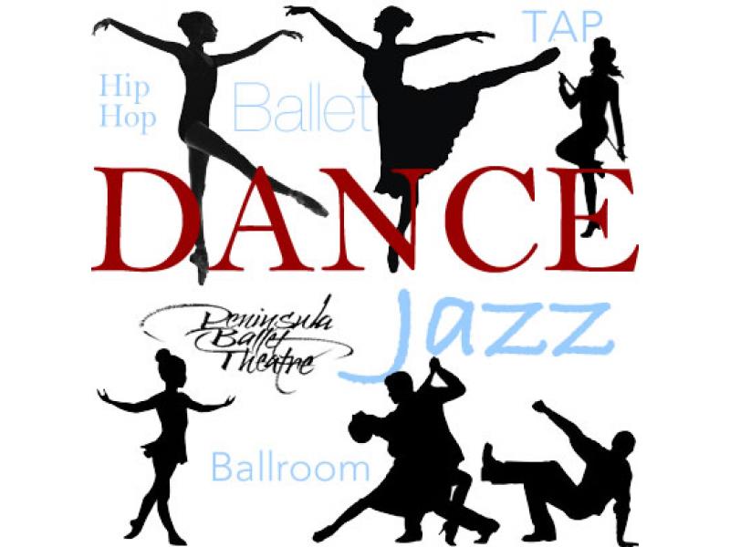 Tap Jazz And Ballet Ballet Jazz Tap Hip-hop
