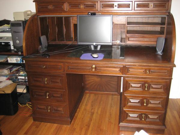 roll top computer desk hinges