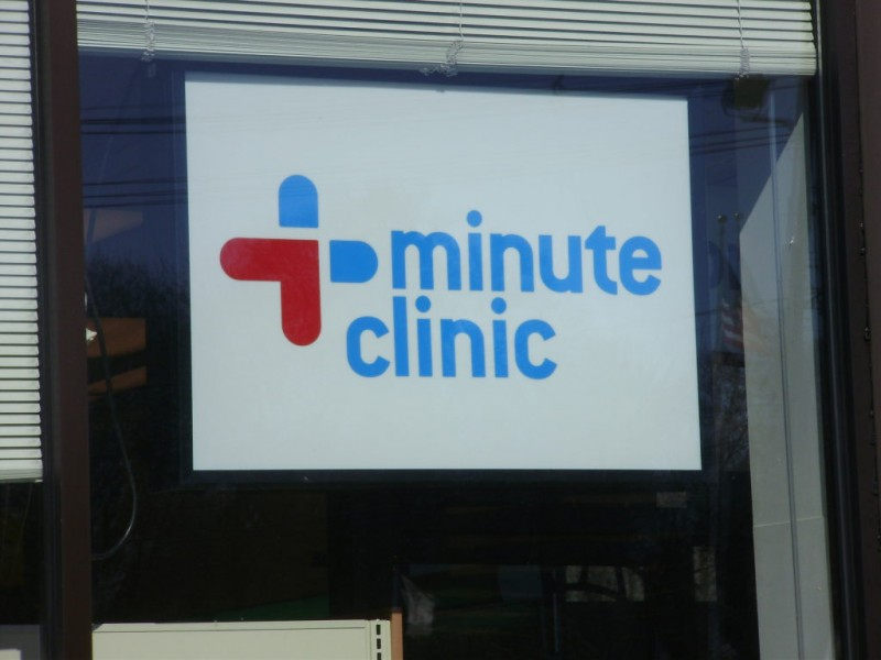 cvs minuteclinic now at medfield location