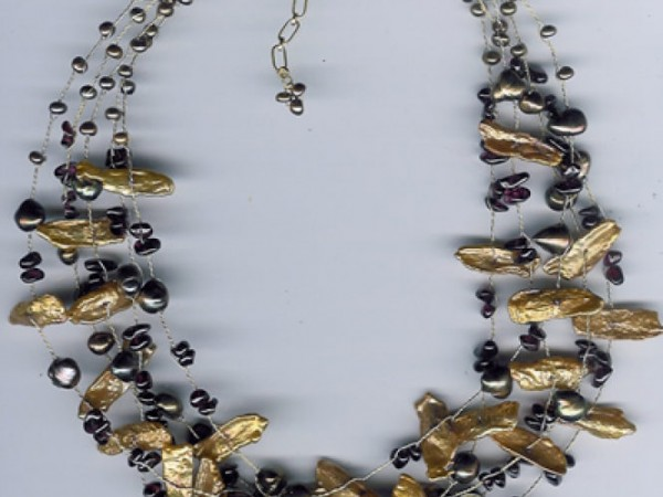 Pop up art show will feature acclaimed jewelry artist ani for Jill alberts jewelry highland park
