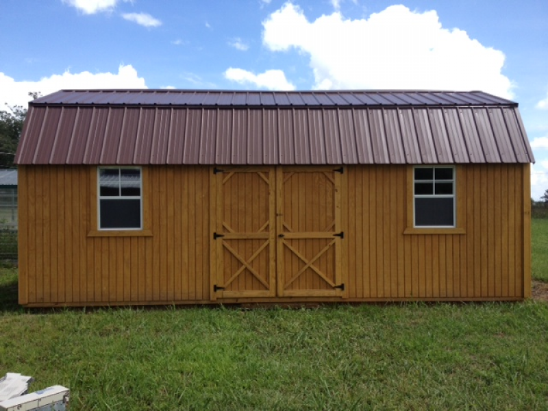 Portable Buildings Rent-to-own No credit check! - Monroe ...