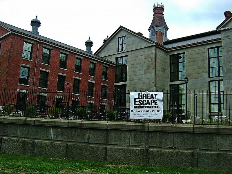 Great Escape At Old Salem Jail Opens Next Week Salem Ma