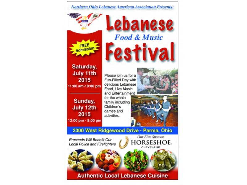 Fairlawn Lebanese Food Festival