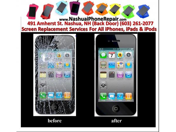 Iphone Repair Salem Nh