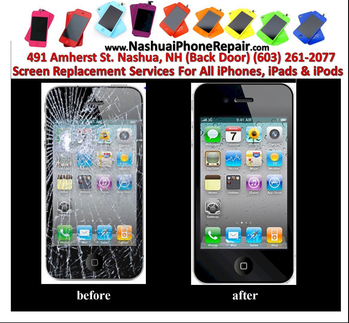 Iphone Repair Bedford