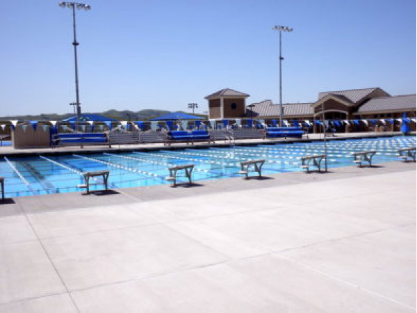 San ramon olympic pool aquatic park open today san ramon ca patch for Olympic swimming pool san ramon