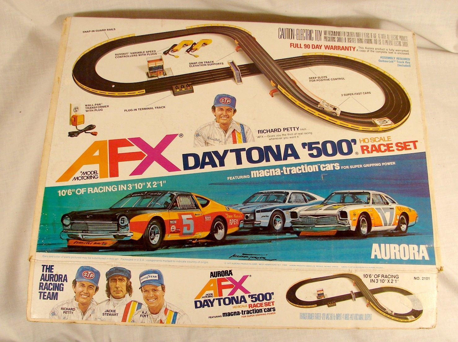 Best Vintage Slot Car Sets