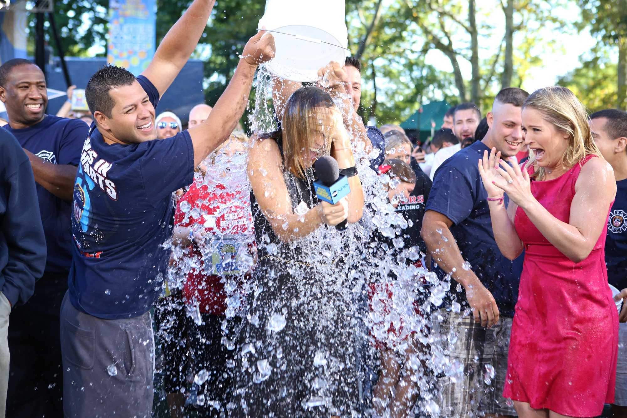 ALS 'Ice Bucket Challenge' Co-Creator Pat Quinn of ...
