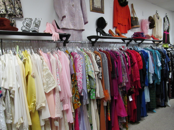 Mariposa clothing store