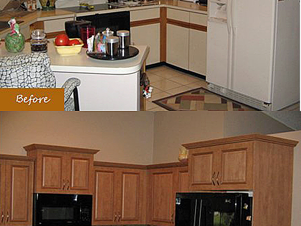 a cheap and fast way to transform your kitchen tampa
