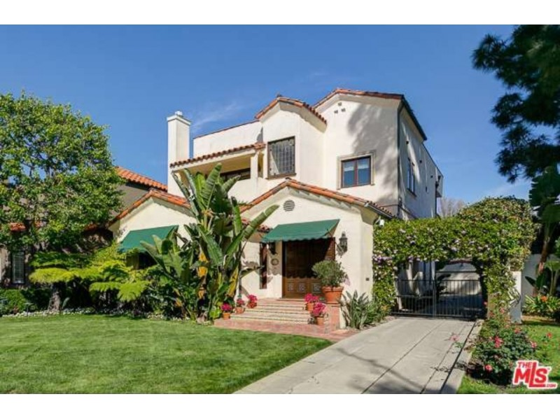 Beautiful homes for sale in toluca lake north hollywood for Hollywood home for sale