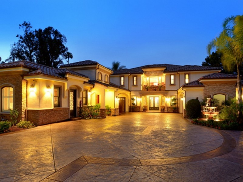 Real estate beautiful homes for sale in sherman oaks for Beautiful home photos