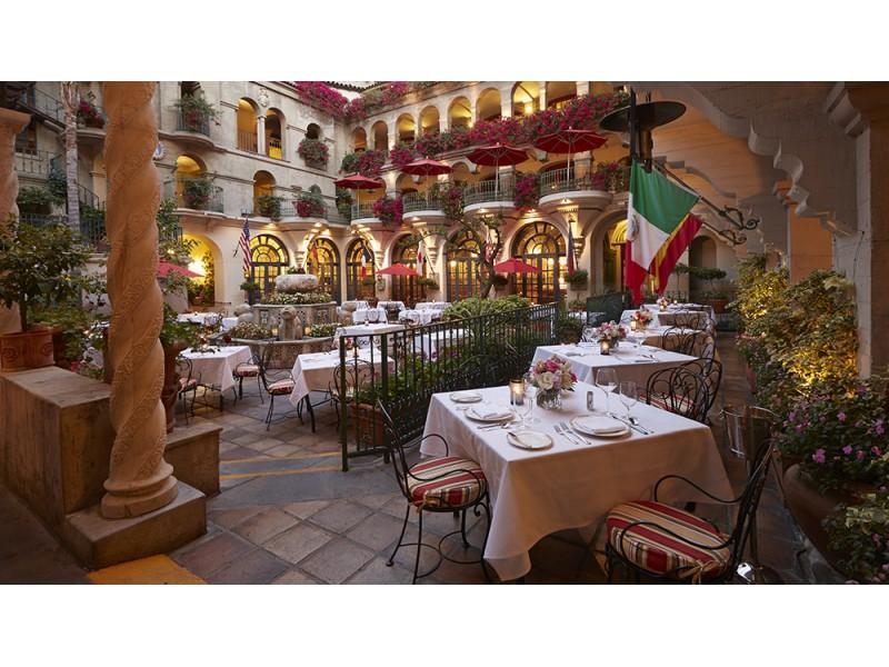 Best restaurants for dating in california
