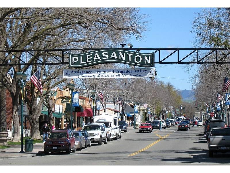 Pleasanton Food Trucks
