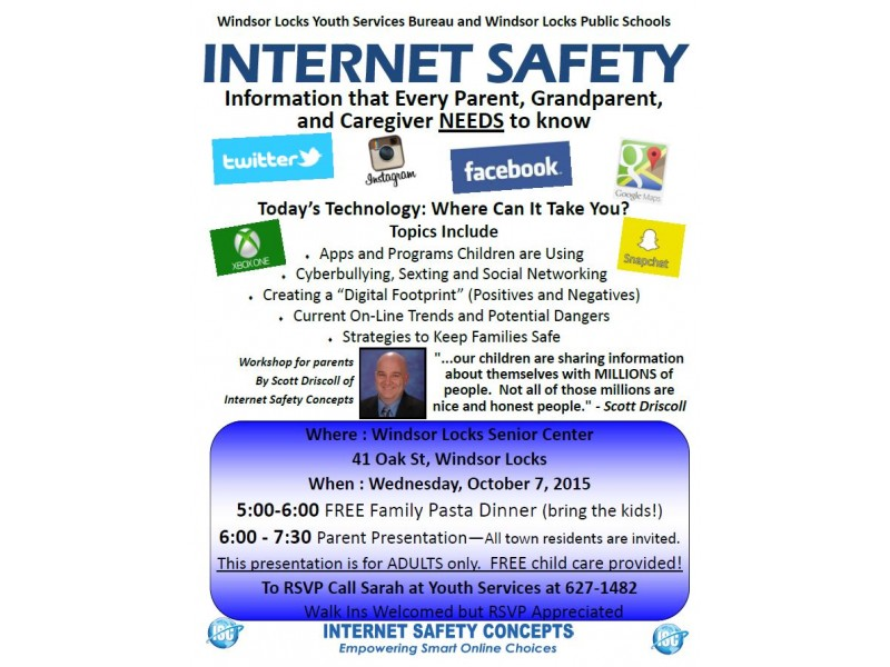 parents carers online safety