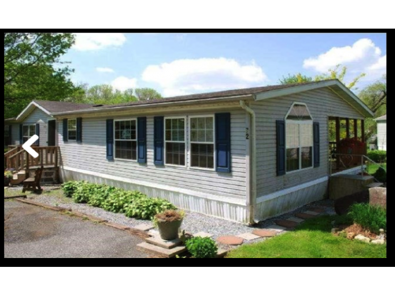 Public auction doublewide modular home honey brook pa Modular home in pa