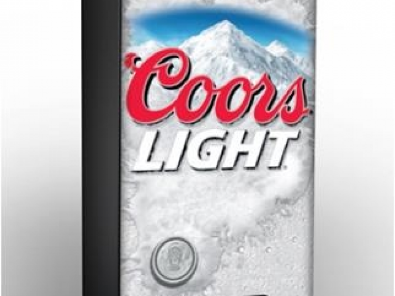 coors light refresherator vending machine plainfield il patch. Black Bedroom Furniture Sets. Home Design Ideas