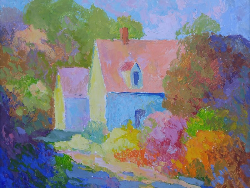 Bucks county spring group art show to be held in for Craft shows in bucks county pa