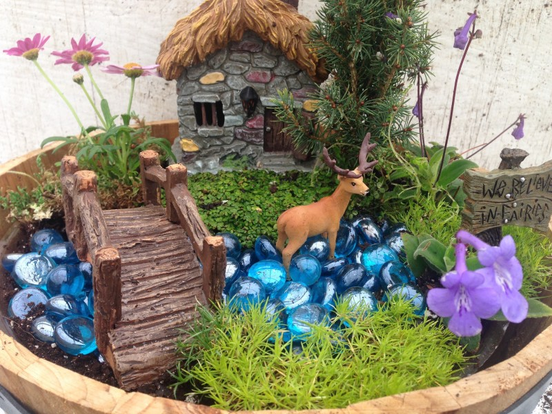 Konjoians Fairy Garden Workshop April 23 12 2pm Andover
