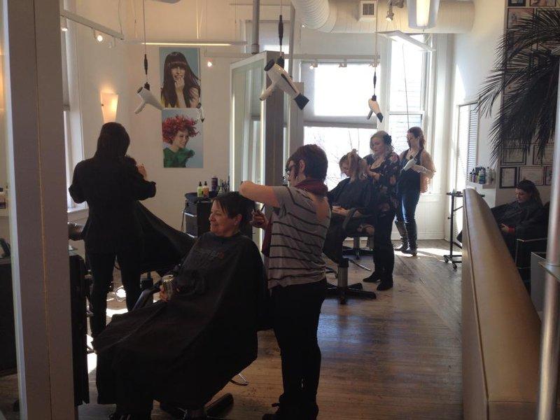 Best hair salon boston 2015 for Acote salon newbury