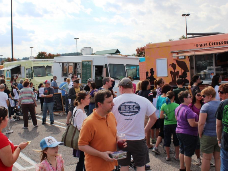 North East Food Truck Festivals Of New England