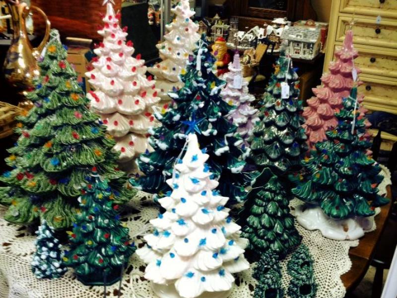 Vintage Ceramic Christmas Tree Resume Format Download Pdf
