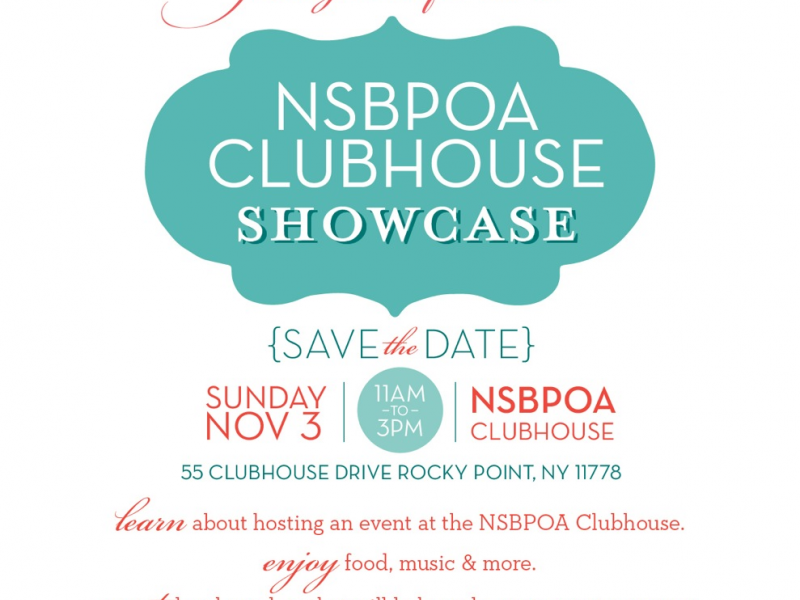 Clubhouse Clubhouse Clubhouse Showcase at