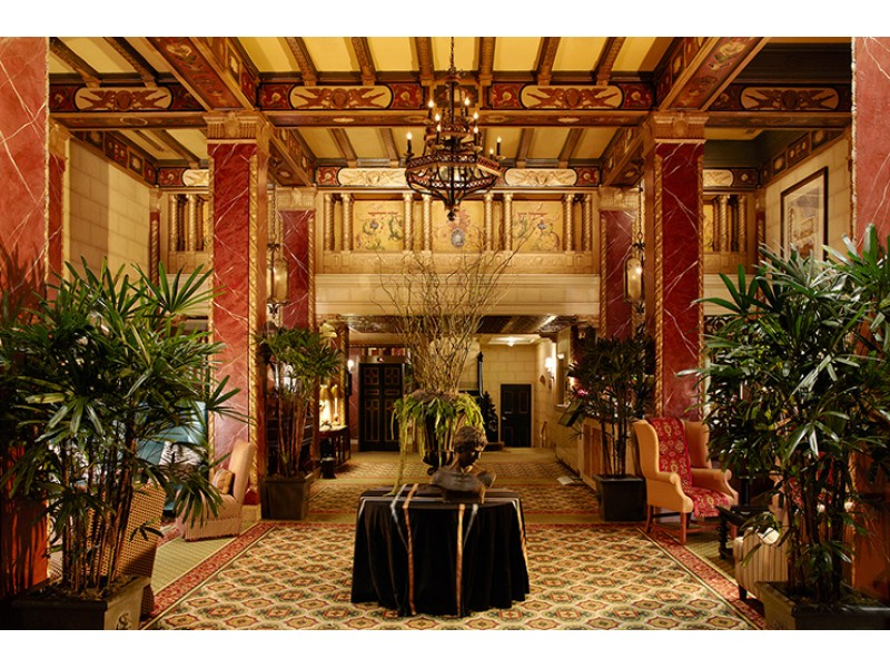 Serrano hotel a boutique san francisco property partners for Award winning boutique hotel