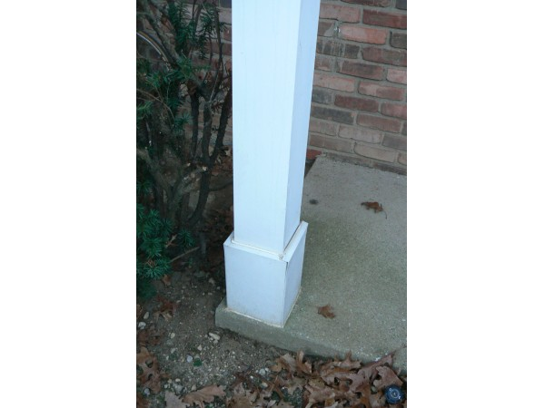 Searching For Exterior House Column Wraps Commack Ny Patch