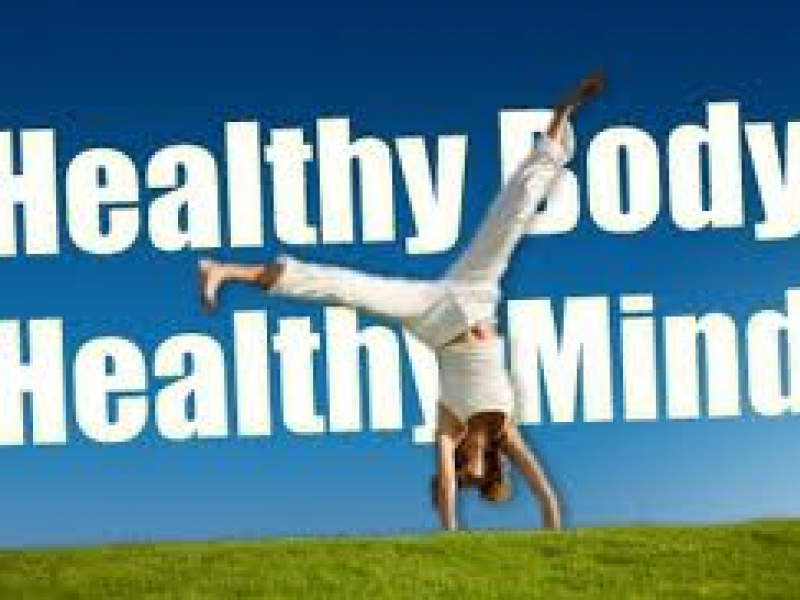 an essay on healthy body leads to healthy mind Free mind-body papers, essays this leads to descartes's the road to a healthy body and mind - the road to a healthy body and mind having a.