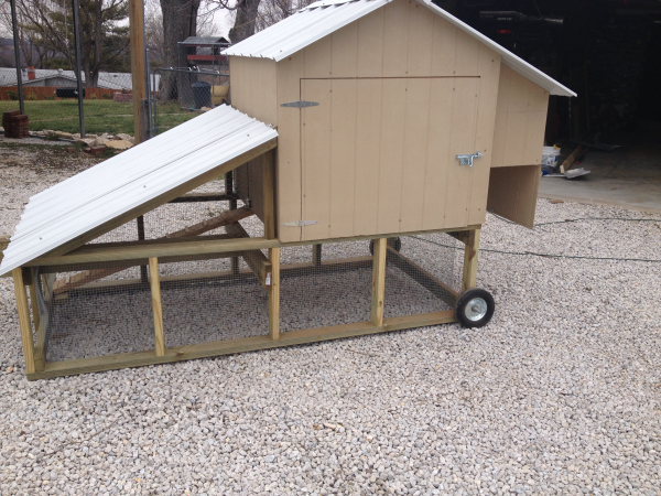 Brand New Chicken Coop Chicken Tractor For Sale With
