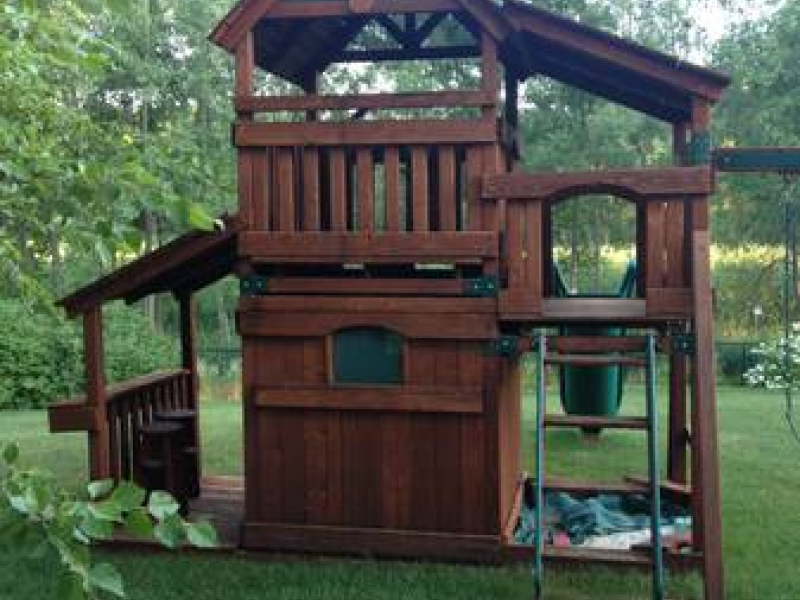 backyard adventures fort swing play set maple grove mn patch