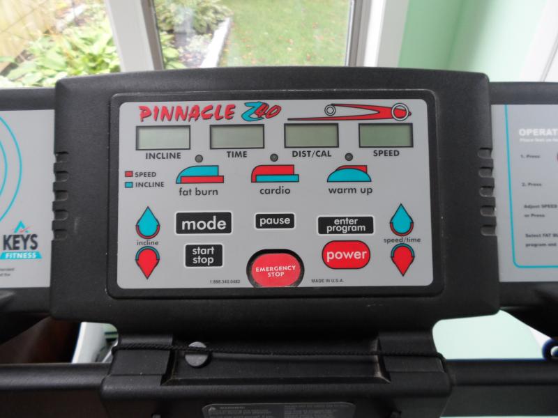 jog to on way treadmill correct