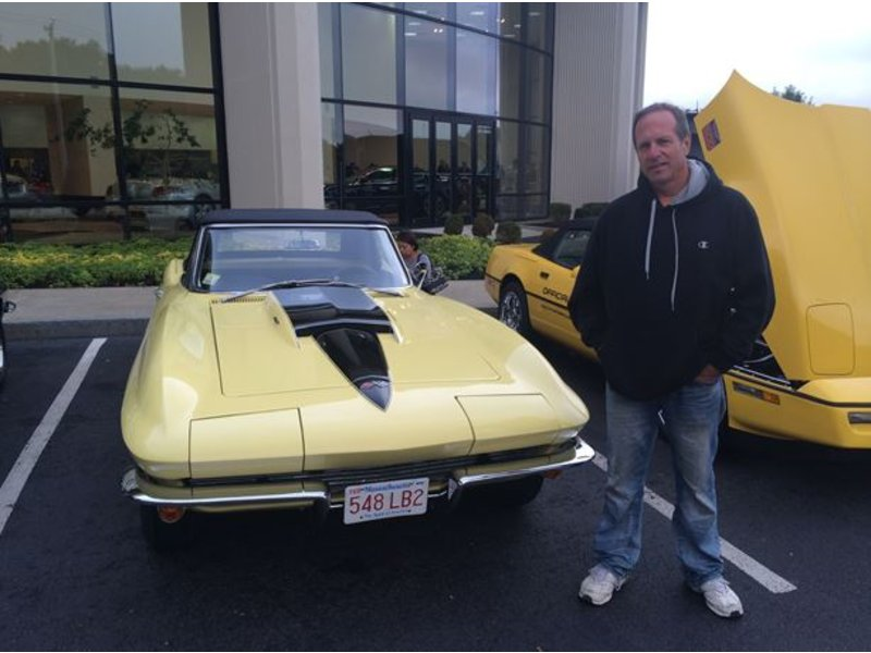 Herb Chambers Chevrolet >> Weymouth Resident Attends Herb Chambers' Cars & Coffee ...