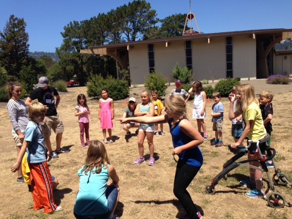 Registration still open for peace camp mill valley ca for Valley mill summer camp