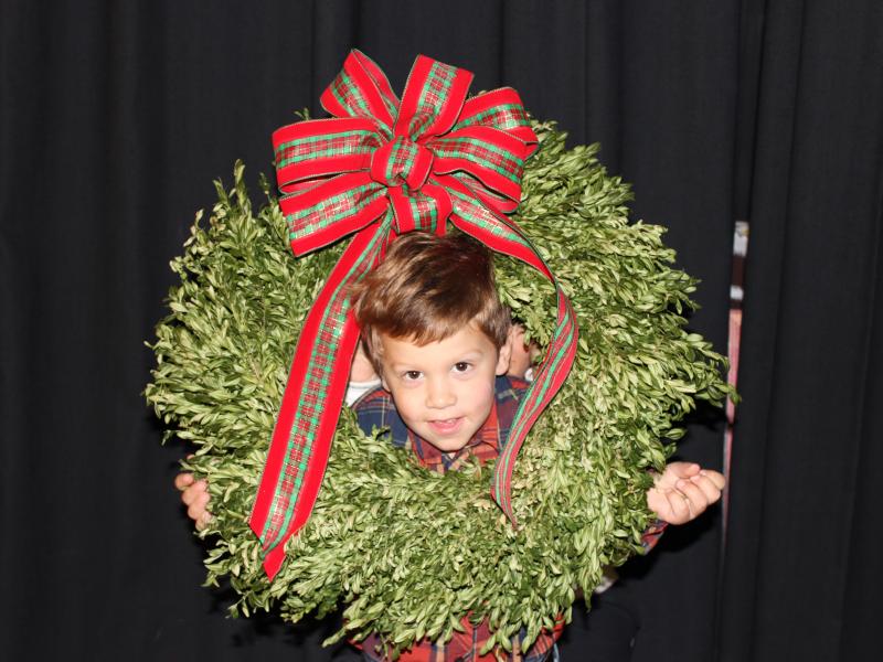 St Joseph School Christmas Wreath Sale Garden City Ny Patch