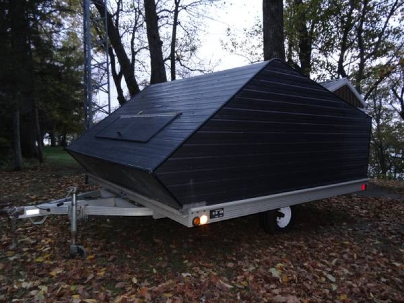 Arctic Cat Snowmobiles For Sale >> Arctic Cat snowmobiles (2) and Sled Bed Trailer for sale - St. Michael, MN Patch