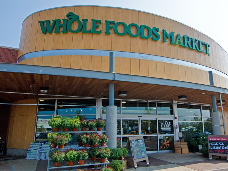 Whole Foods Milton