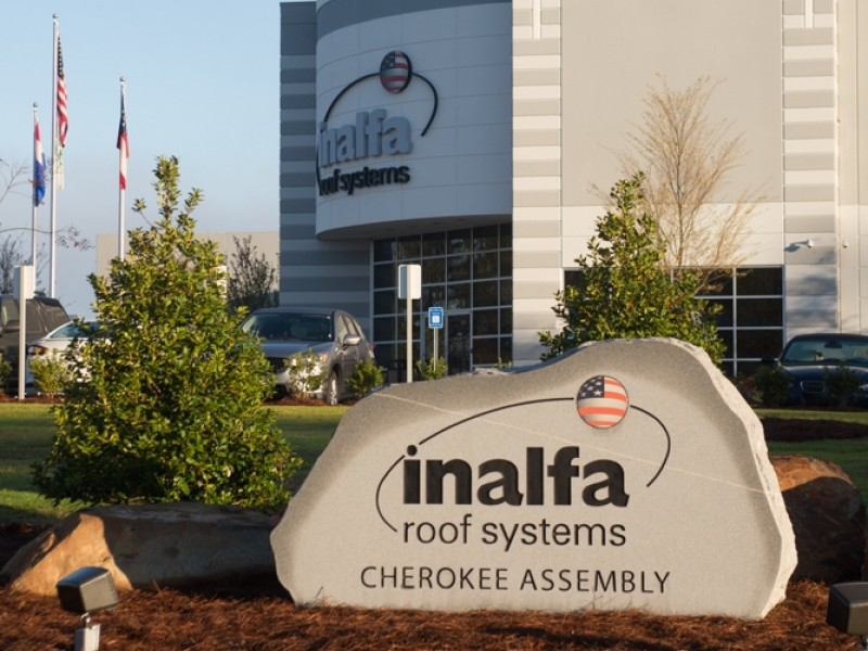 Inalfa To Expand Footprint In Cherokee 75 Corporate Park