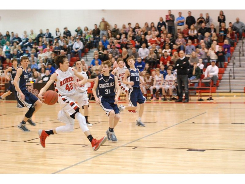 Teasley, Freedom Middle Schools Win Basketball Championships - Canton ...
