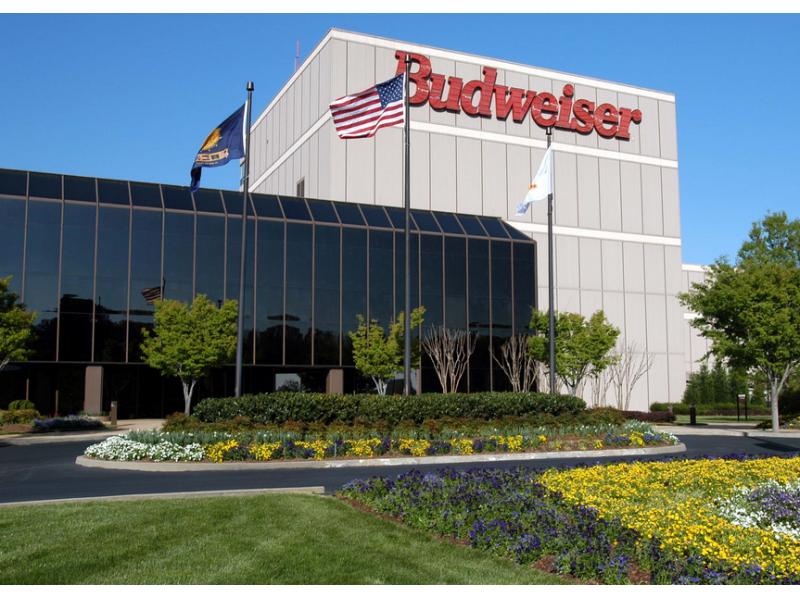 Anheuser Busch Pumps 1 Billion Investment Into Breweries Cartersville GA