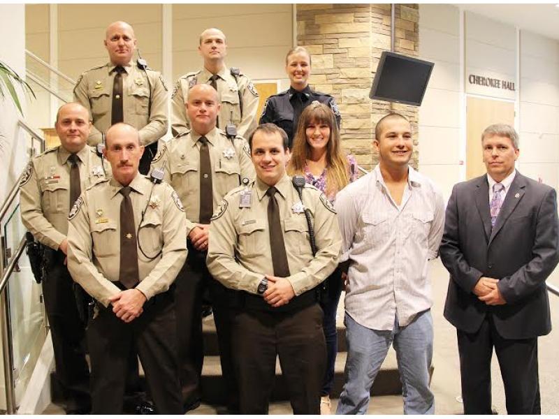 Cherokee Sheriff's Deputies Receive Life Saving, Bravery ...